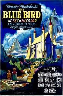 O Pássaro Azul - Poster / Capa / Cartaz - Oficial 2