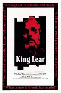 Rei Lear - Poster / Capa / Cartaz - Oficial 1