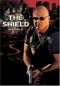 The Shield - Acima da Lei (3ª Temporada) - Poster / Capa / Cartaz - Oficial 1