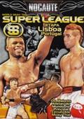 Nocaute Super League Etapa Lisboa - Poster / Capa / Cartaz - Oficial 1
