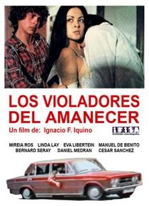 Los violadores del amanecer  - Poster / Capa / Cartaz - Oficial 1