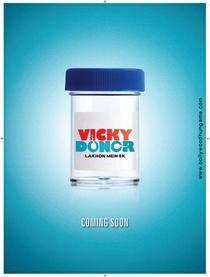 Vicky Donor - Poster / Capa / Cartaz - Oficial 3