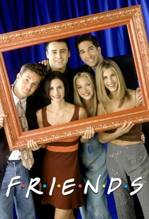 Friends (3ª Temporada) - Poster / Capa / Cartaz - Oficial 3