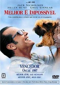 Melhor É Impossível - Poster / Capa / Cartaz - Oficial 2