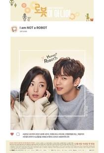 I'm Not a Robot - Poster / Capa / Cartaz - Oficial 1