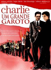 Charlie, Um Grande Garoto - Poster / Capa / Cartaz - Oficial 2
