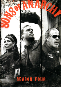 Sons of Anarchy (4ª Temporada) - Poster / Capa / Cartaz - Oficial 2