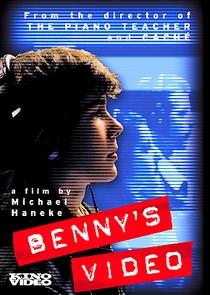 O Vídeo de Benny  - Poster / Capa / Cartaz - Oficial 2