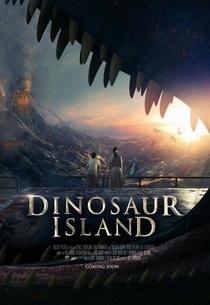 A Ilha dos Dinossauros - Poster / Capa / Cartaz - Oficial 1