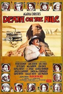 Morte sobre o Nilo - Poster / Capa / Cartaz - Oficial 4