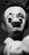 ERASERHEAD in 60 seconds with clay (ERASERHEAD in 60 seconds with clay)