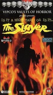 The Slayer - O Assassino - Poster / Capa / Cartaz - Oficial 2