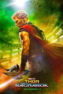 Thor: Ragnarok - Poster / Capa / Cartaz - Oficial 2