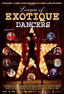 League of Exotique Dancers - Poster / Capa / Cartaz - Oficial 1