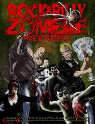 Rockabilly Zombie Weekend - Poster / Capa / Cartaz - Oficial 1