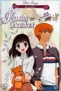 Fruits Basket - Poster / Capa / Cartaz - Oficial 20