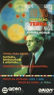 Ano 2003 - Operação Terra - Poster / Capa / Cartaz - Oficial 2