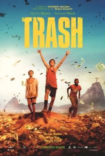 Trash - A Esperança Vem do Lixo - Poster / Capa / Cartaz - Oficial 1