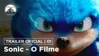 Sonic - O Filme | Trailer Oficial #1 | LEG | Paramount Pictures Brasil