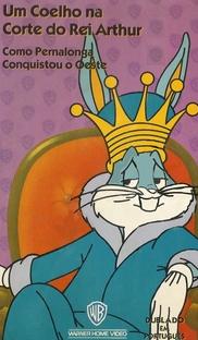 Um Coelho na Corte do Rei Arthur - Poster / Capa / Cartaz - Oficial 1