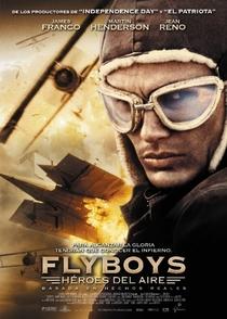 Flyboys - Poster / Capa / Cartaz - Oficial 4