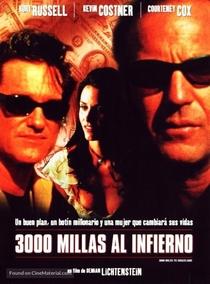3000 Milhas Para o Inferno - Poster / Capa / Cartaz - Oficial 7