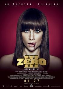 Zero 3 - Poster / Capa / Cartaz - Oficial 2