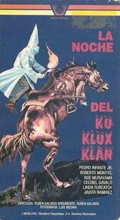 La noche del Ku-Klux-Klan - Poster / Capa / Cartaz - Oficial 2