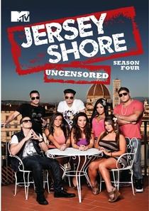 Jersey Shore (4º Temporada) - Poster / Capa / Cartaz - Oficial 1
