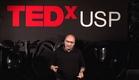 Entre Homero e Platão: Agnaldo Farias at TEDxUSP