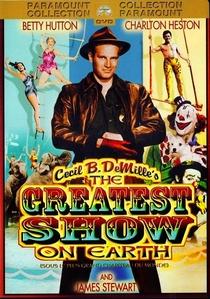 O Maior Espetáculo da Terra - Poster / Capa / Cartaz - Oficial 3