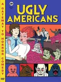 Ugly Americans (1ª Temporada) - Poster / Capa / Cartaz - Oficial 1
