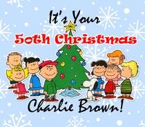 O 50° Natal do Charlie Brown - Poster / Capa / Cartaz - Oficial 1