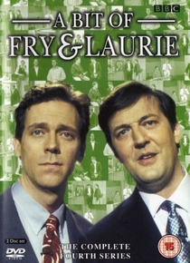A Bit of Fry and Laurie - 4ª Temporada - Poster / Capa / Cartaz - Oficial 1