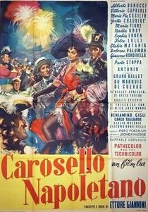 Carrossel Napolitano - Poster / Capa / Cartaz - Oficial 1