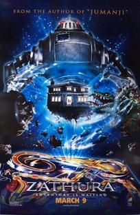 Zathura: Uma Aventura Espacial - Poster / Capa / Cartaz - Oficial 3
