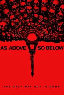 Assim na Terra Como no Inferno - Poster / Capa / Cartaz - Oficial 2