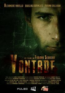 Vontade - Poster / Capa / Cartaz - Oficial 1