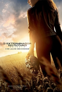 O Exterminador do Futuro: Gênesis - Poster / Capa / Cartaz - Oficial 8