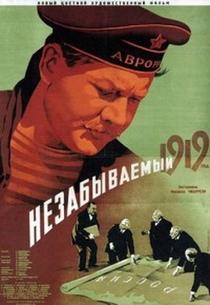 O Inesquecível ano de 1919 - Poster / Capa / Cartaz - Oficial 1