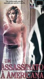 Um Assassinato à Americana - Poster / Capa / Cartaz - Oficial 1