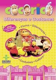 Cocoricó - Diferenças e Costumes - Poster / Capa / Cartaz - Oficial 1