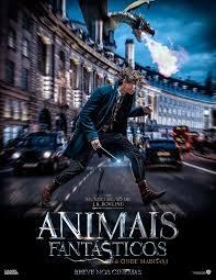 Animais Fantásticos e Onde Habitam - Poster / Capa / Cartaz - Oficial 26