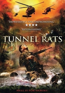 1968 Tunnel Rats - Poster / Capa / Cartaz - Oficial 3