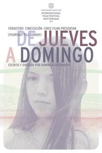De Quinta a Domingo - Poster / Capa / Cartaz - Oficial 2
