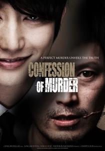 Confissão de Assassinato - Poster / Capa / Cartaz - Oficial 1