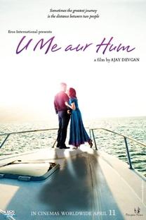 U Me Aur Hum - Poster / Capa / Cartaz - Oficial 2
