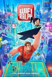 WiFi Ralph: Quebrando a Internet - Poster / Capa / Cartaz - Oficial 1