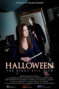 Halloween: The Night Evil Died - Poster / Capa / Cartaz - Oficial 2