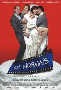 Os Normais: O Filme - Poster / Capa / Cartaz - Oficial 1